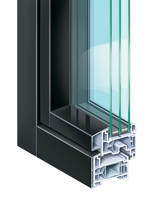 f r ein perfektes zuhause fen tres en pvc ecopro chassis. Black Bedroom Furniture Sets. Home Design Ideas